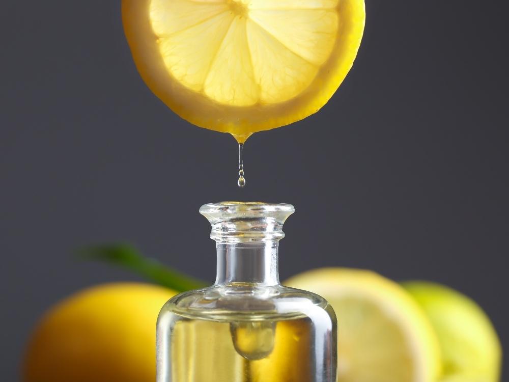 柑橘精油種類的萃取法:冷壓