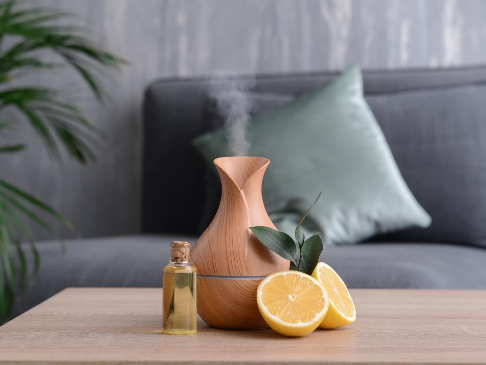 精油用途:室內擴香