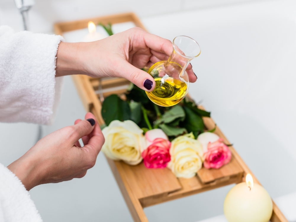 玫瑰精油功效有哪些?